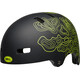 Bell Local BMX Helmet black/retinasear midtown